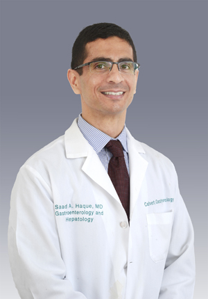 Saad Haque, MD