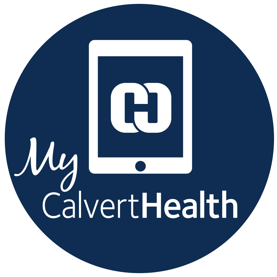 My CalvertHealth Patient Portal Logo
